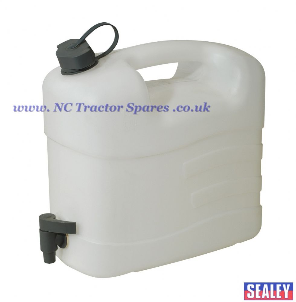 Fluid Container 10ltr with Tap